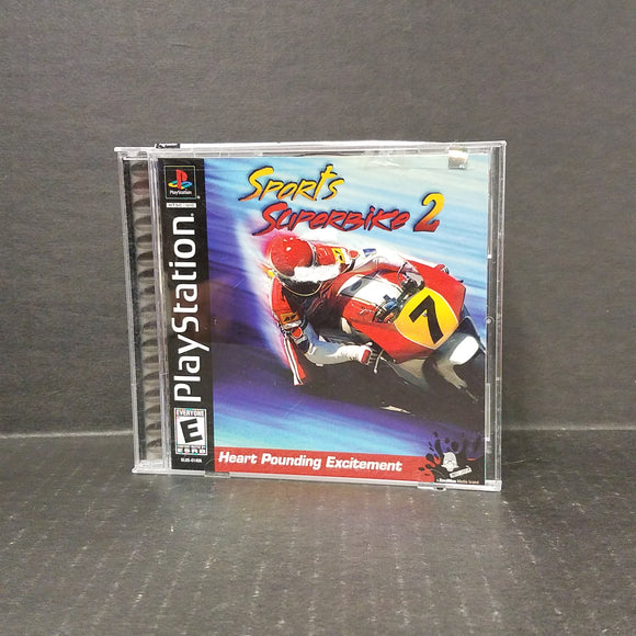 Sports Superbike 2 PS1 PlayStation