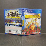 Borderlands 3 PS4 PlayStation 4