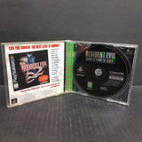 Resident Evil Director's Cut PS1 PlayStation