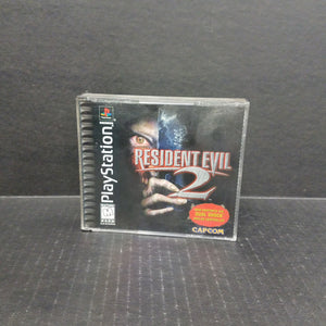 Resident Evil 2 PS1 PlayStation