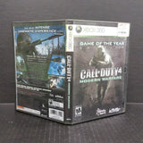 Call of Duty Modern Warfare Game of the Year Edition Xbox 360