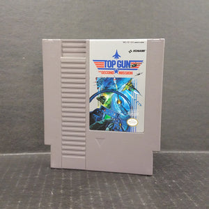 Top Gun The Second Mission Nintendo NES