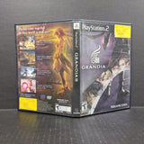 Grandia III  PS2 PlayStation 2