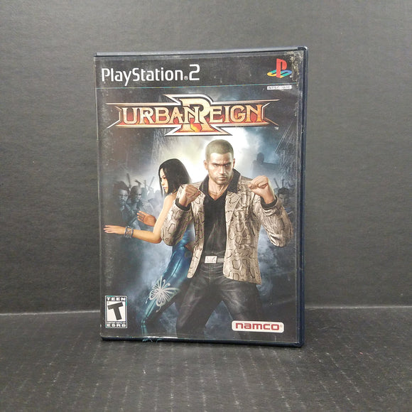 Urban Reign PS2 PlayStation 2
