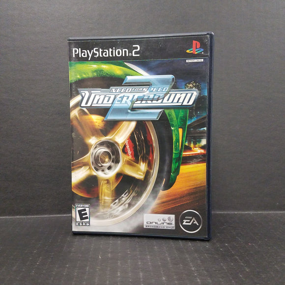 Need for Speed Underground 2 PS2 PlayStation 2