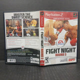 Fight Night Round 3 PS2 PlayStation 2