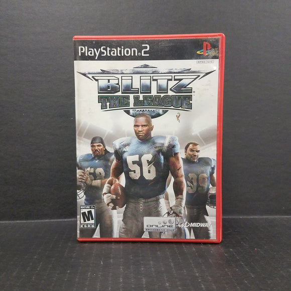 Blitz The League PS2 PlayStation 2