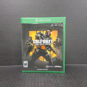 Call of Duty Black Ops 4 IV Xbox One