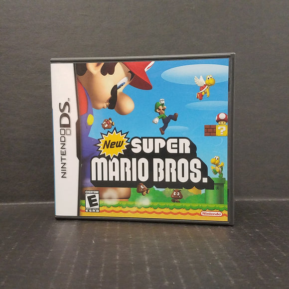 New Super Mario Bros Nintendo DS