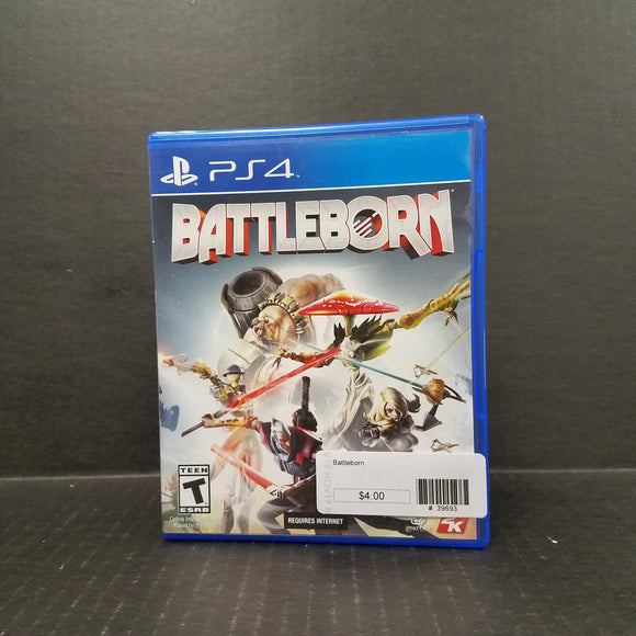 Battleborn PS4 PlayStation 4