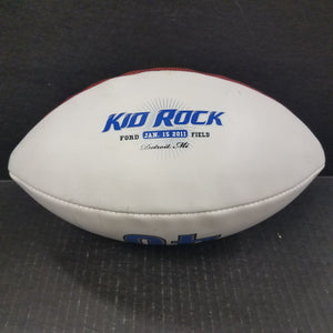 Kid Rock 40th Birthday Bash Football