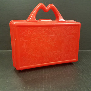 Vintage McDonalds Pencil Box