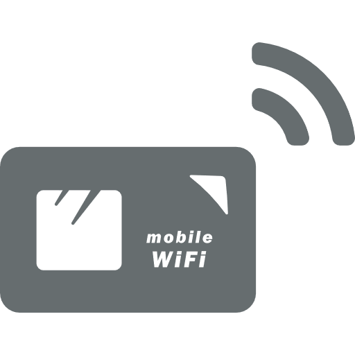 Pocket-Wi-Fi 7GB (Abholung beim Hotel Check-In)