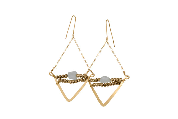 Adeline Earrings - Lux Reve