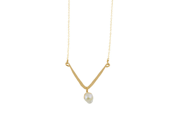 Caitlin Short Necklace