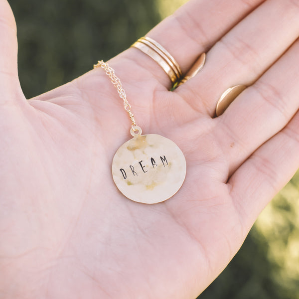 Peridot Birthstone Short Necklace - Lux Reve