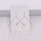 Abella Earrings - Lux Reve