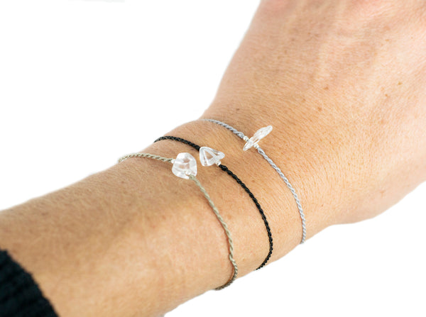 Crystal Wish Bracelets