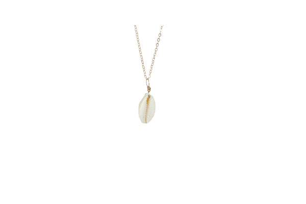 Sea Shell Necklace - Lux Reve