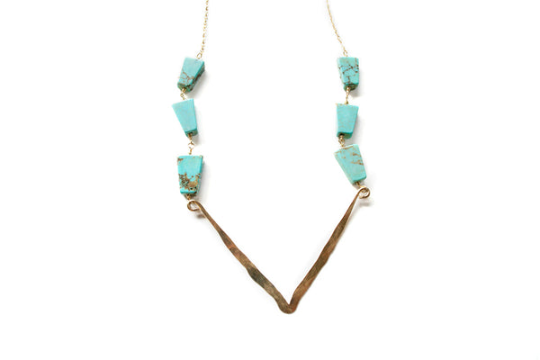 Simone Short Necklace