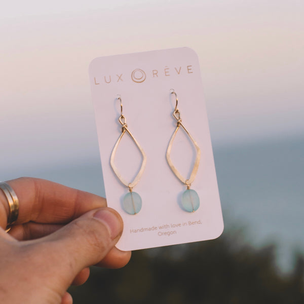 Arial Earrings - Lux Reve