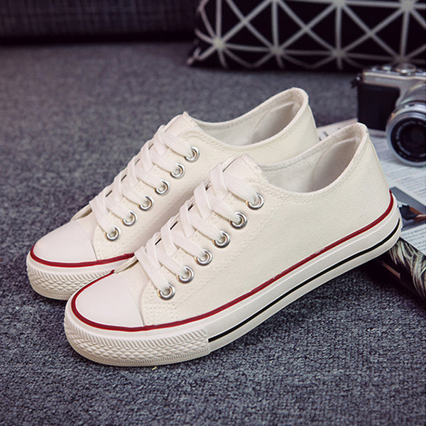 Slip-On Casual Women's Fashion Sneakers