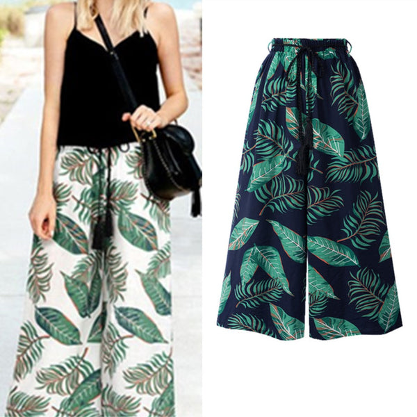 Holiday Printed Clothing Pants