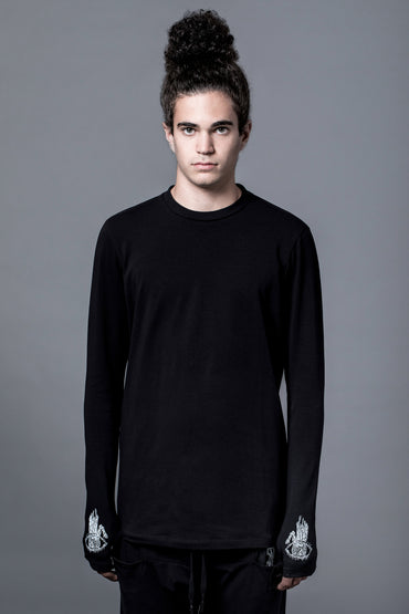 MYSTERIOUS EYE - LONG SLEEVE TEE
