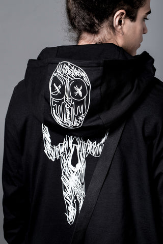 COLD TEAR - CARRIABLE HOODIE