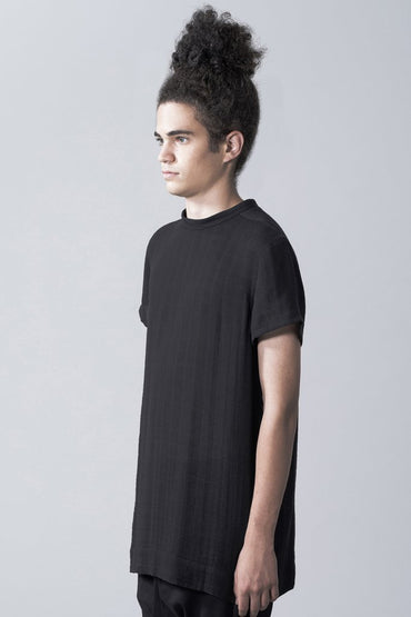 MOCK NECK SHIRT