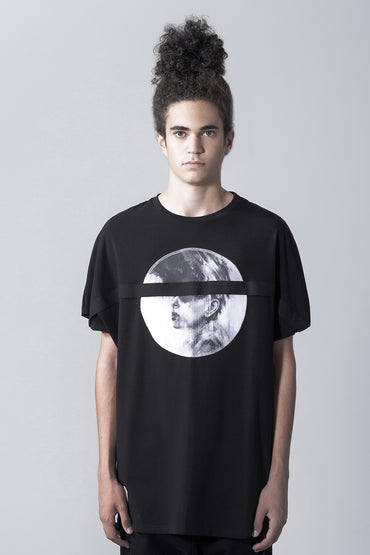 "VAGUE X CHRIS VALENTINE -""SMOKE"" TEE"
