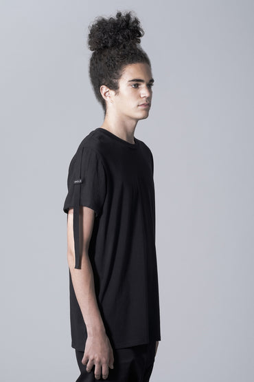 NECK POCKET TEE