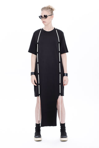 BS- MAXI HANGING ROPE DRESS