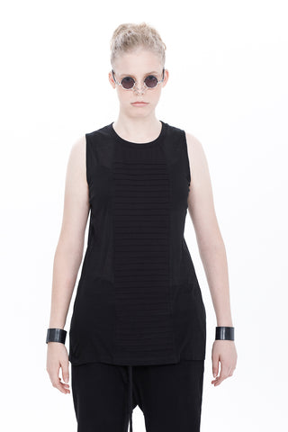 BS-FRONT STITCHED LIGHT TANK TOP