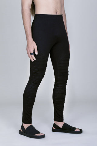 FRONT STITCHED LEGGINGS