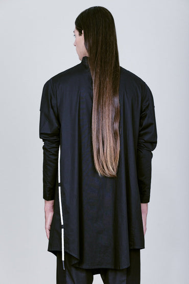 OVERSIZE LONG SLEEVES BUTTONED SHIRT