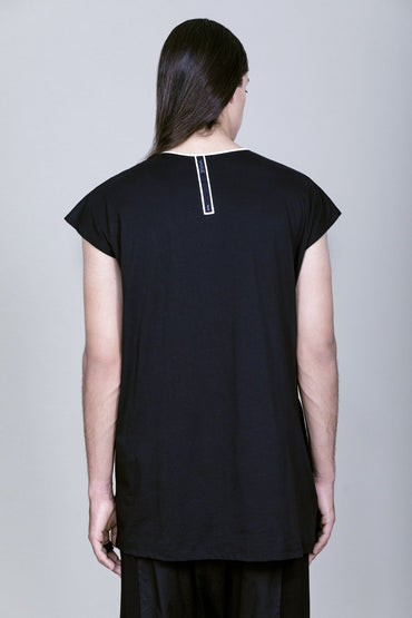 FRONT CUT OUT ADJUSTABLE TUNIC