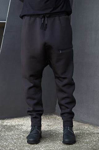 NEOPRENE ZIPPER PANT