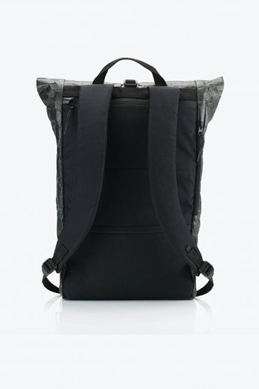KEEP GRAPHITE BACKPACK BLACK