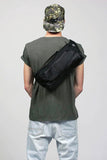 KEEP ARAKAWA LARGE POUCH BLACK