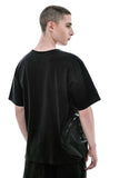 FLY 'O' SIDE BAG T-SHIRT