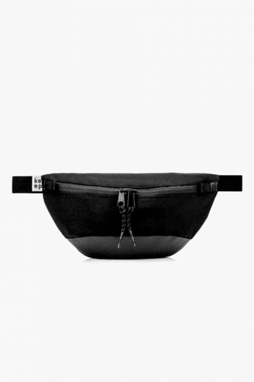 KEEP MINI NYLON POUCH BLACK