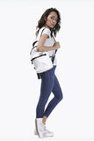 KEEP TAITO MINI BACKPACK WHITE