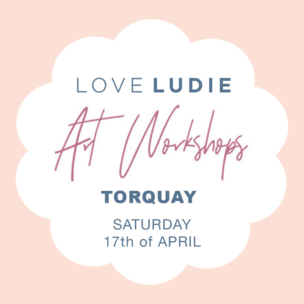 ART WORKSHOP - TORQUAY // APRIL 17th