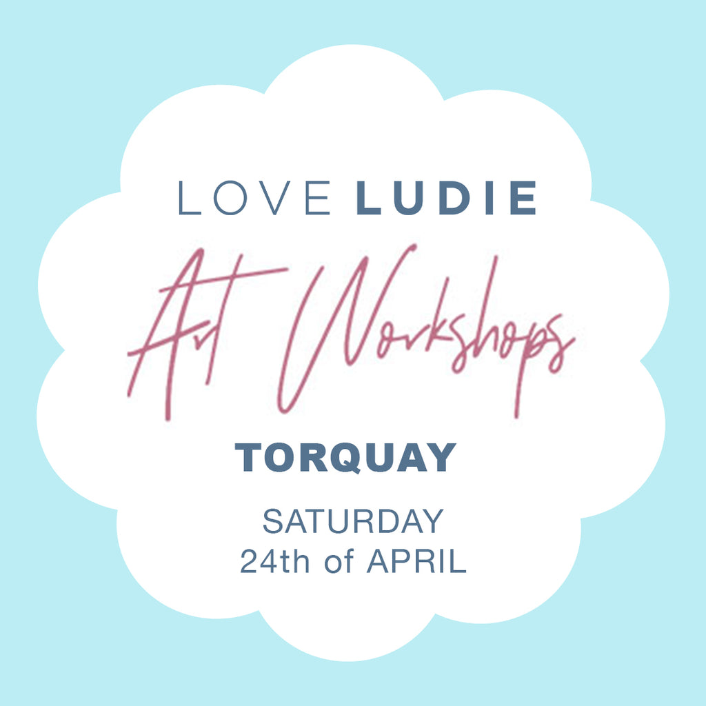 ART WORKSHOP - TORQUAY // APRIL 24th