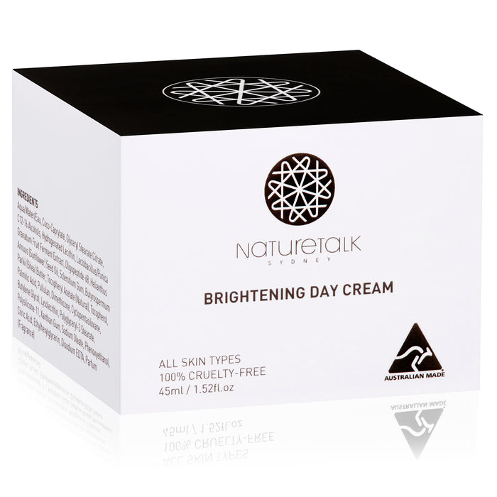 2 x JUST LAUNCHED! Brightening Day Cream.