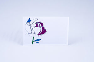 Thank You Tactile Greeting Card (Choose Your Selection)