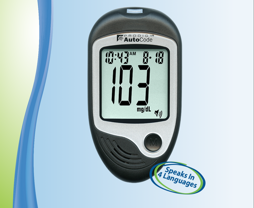 Prodigy COUNT-A-DOSE Insulin Measurer