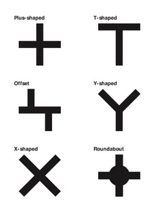 Intersection Shapes Graphic