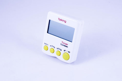 Talking Kitchen Timer